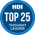 HDI top 25 Thought Leader